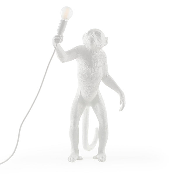 Seletti Monkey Floor Lamp Торшер (1)