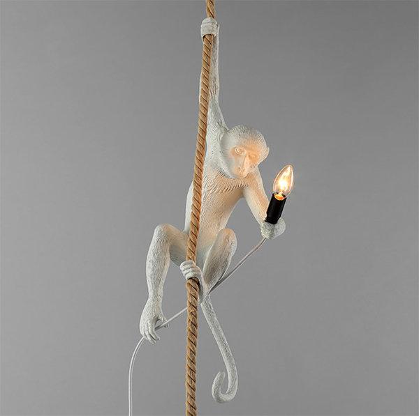 Seletti Monkey Lamp Ceiling Светильник (1)