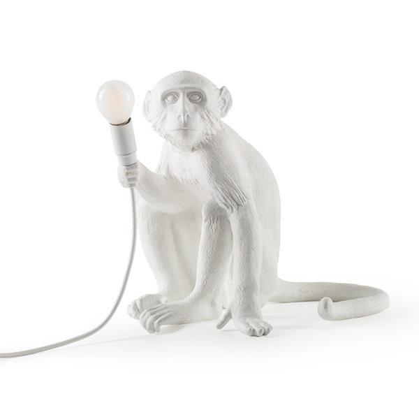 Seletti Monkey Table Lamp Настольная лампа (1)