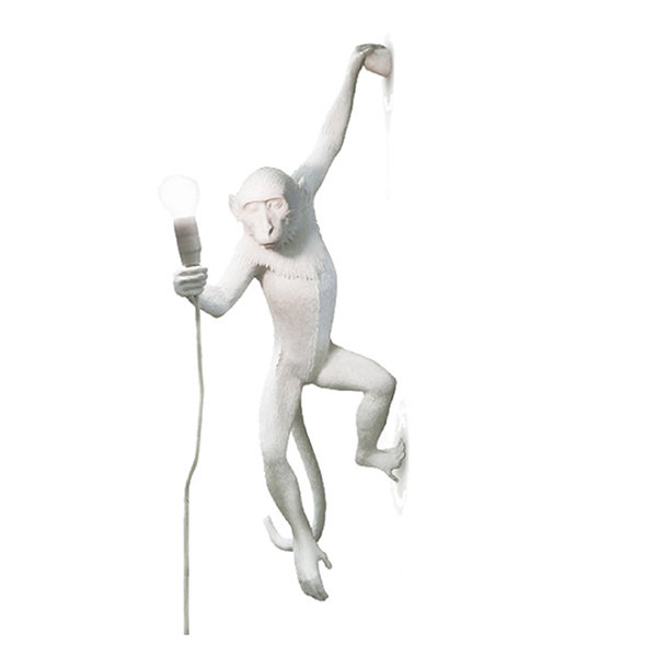 Seletti Monkey Wall Lamp Бра (1)