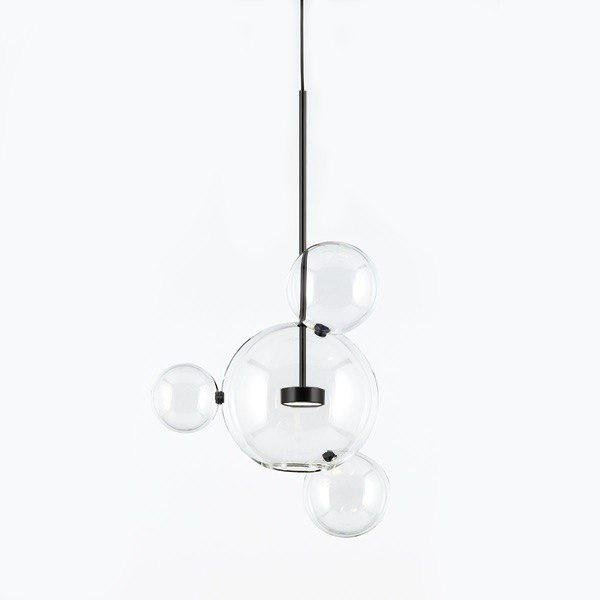 Светильник Bolle 04 Bubbles Black (1)