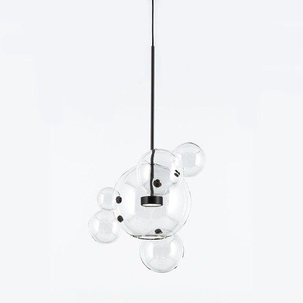 Светильник Bolle 06 Bubbles Black (1)