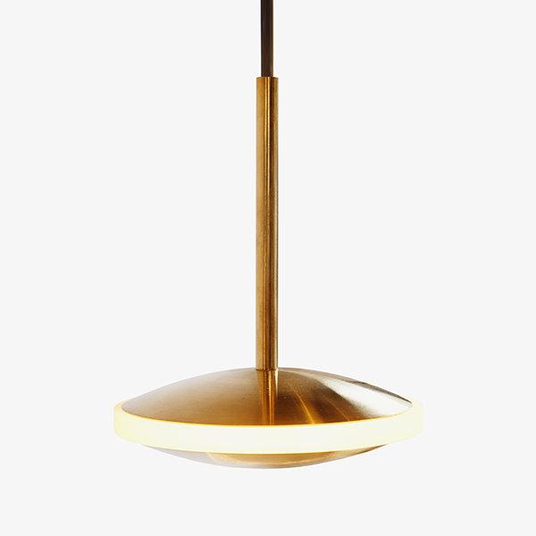 Светильник Chrona D20 Gold Horizontal (1)