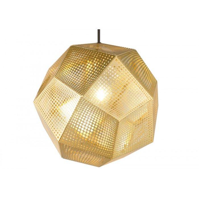 Светильник Etch Shade Gold (1)