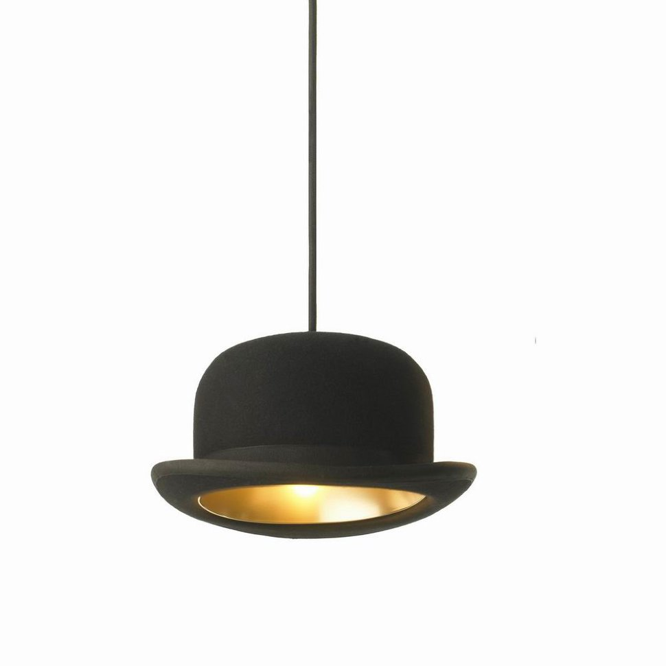 Светильник Jeeves Bowler Hat Pendant (1)