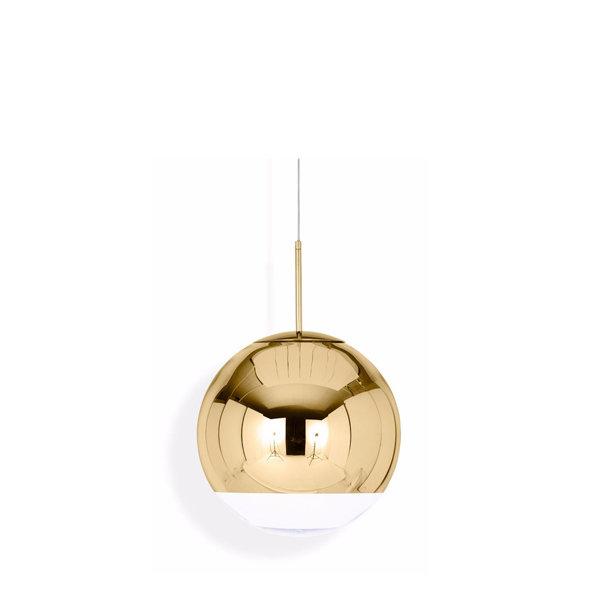 Светильник Mirror Ball Gold D15 (1)