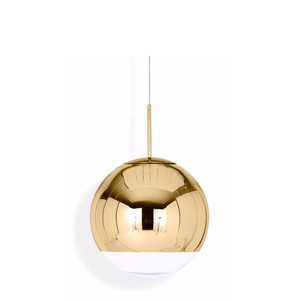 Светильник Mirror Ball Gold D20 (1)