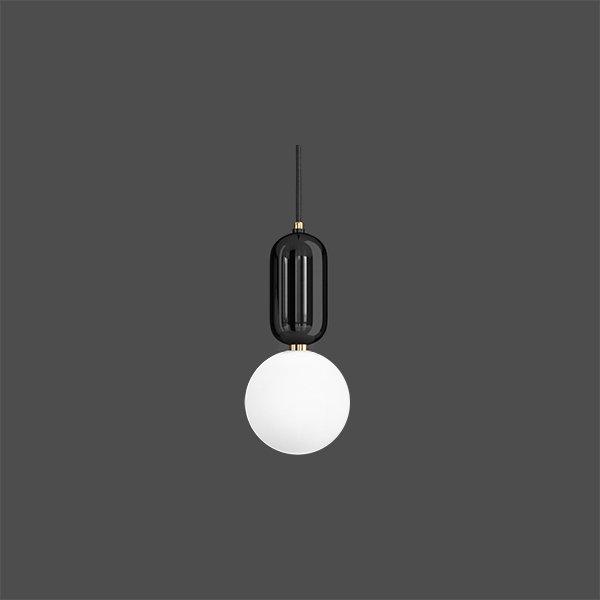 Светильник Parachilna Aballs D18 Black (1)