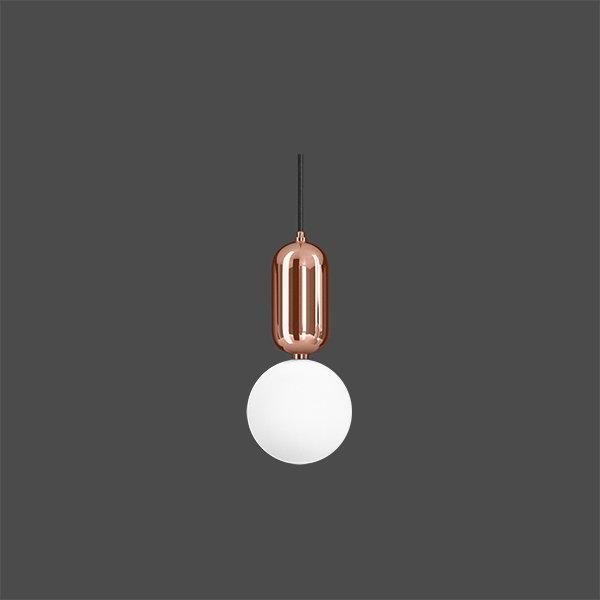 Светильник Parachilna Aballs D18 Copper (1)