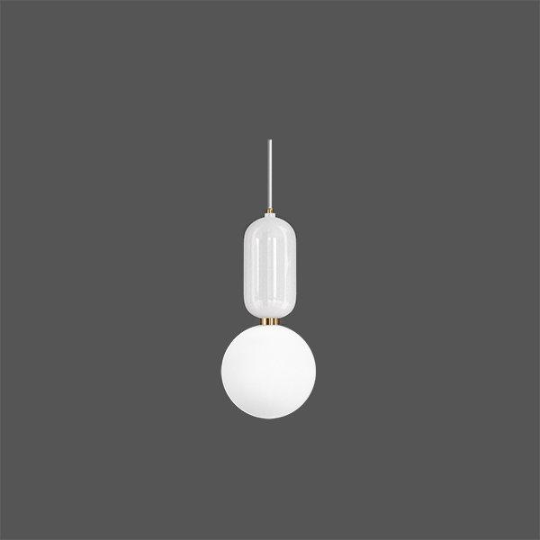Светильник Parachilna Aballs D18 White (1)