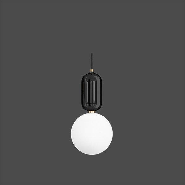 Светильник Parachilna Aballs D24 Black (1)