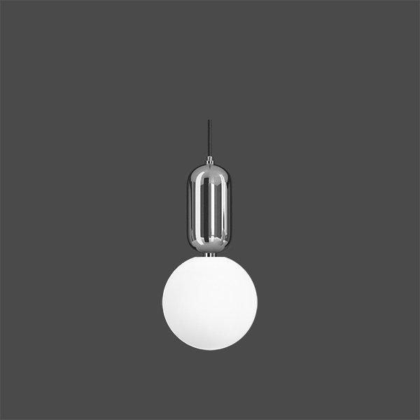 Светильник Parachilna Aballs D24 Chrome (1)