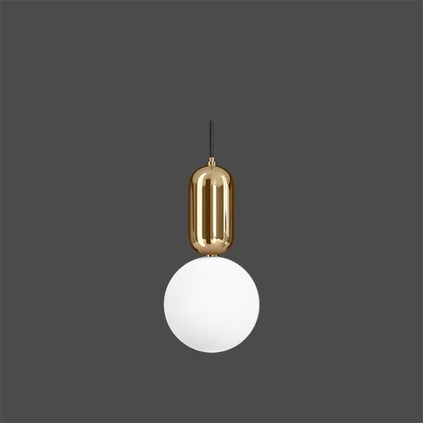 Светильник Parachilna Aballs D24 Gold (1)