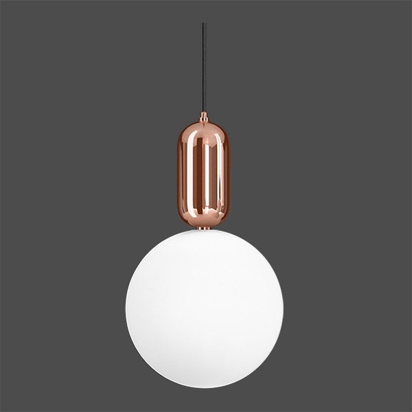 Светильник Parachilna Aballs D30 Copper (1)
