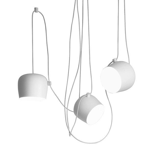 Светильник подвесной Flos Aim 3 White (1)