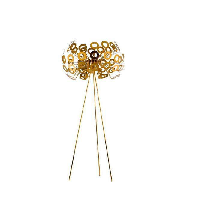 Торшер Moooi Dandelion Gold