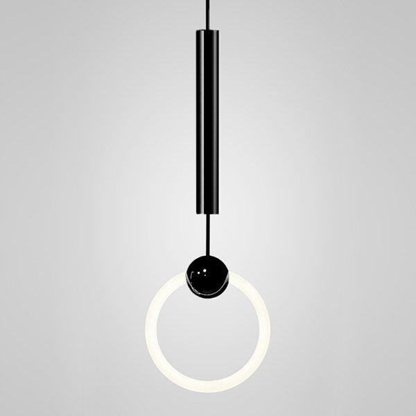 Светильник Ring Light Black by Lee Broom D30