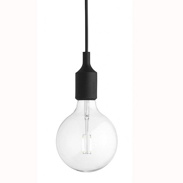Светильник Muuto E27 Color Black