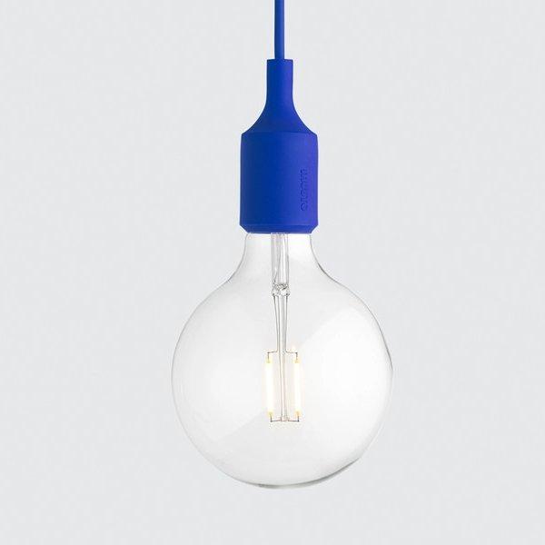 Светильник Muuto E27 Color Blue