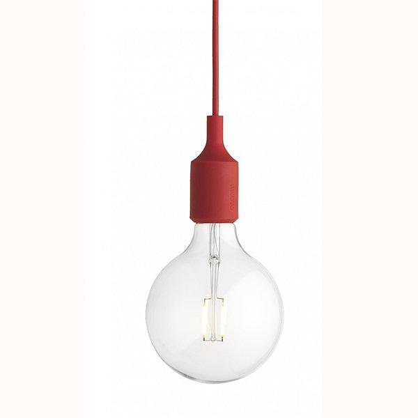 Светильник Muuto E27 Color Red