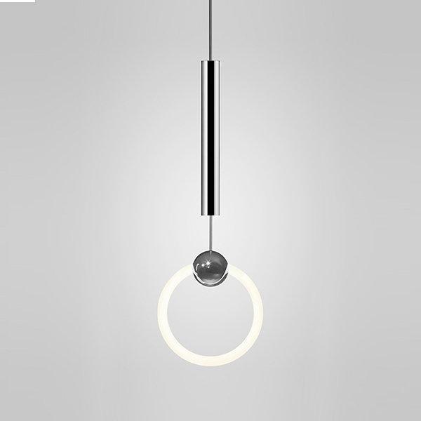 Светильник Ring Light Chrome by Lee Broom D20