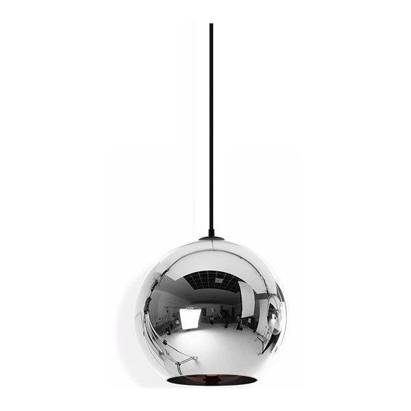 Copper Сhrome Shade by Tom Dixon D30 светильник