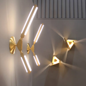 Светильники Pelle