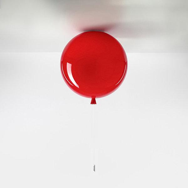 Brokis Memory Ceiling Red D25