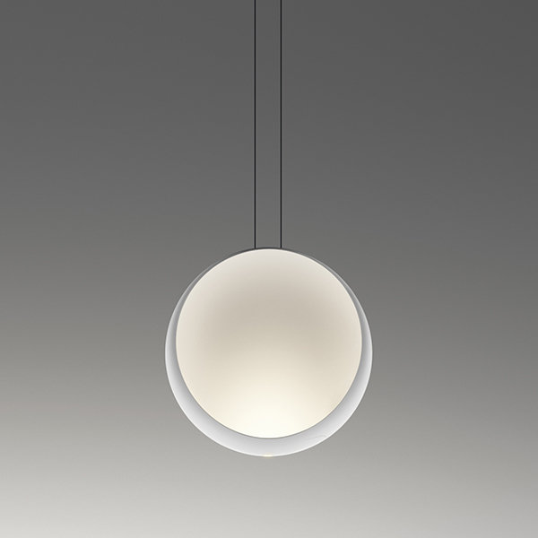 Vibia Cosmos 2502 Grey by Lievore Altherr Molina