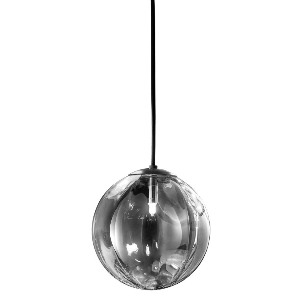 Светильник Puppet M Smoke Pendant Light D22