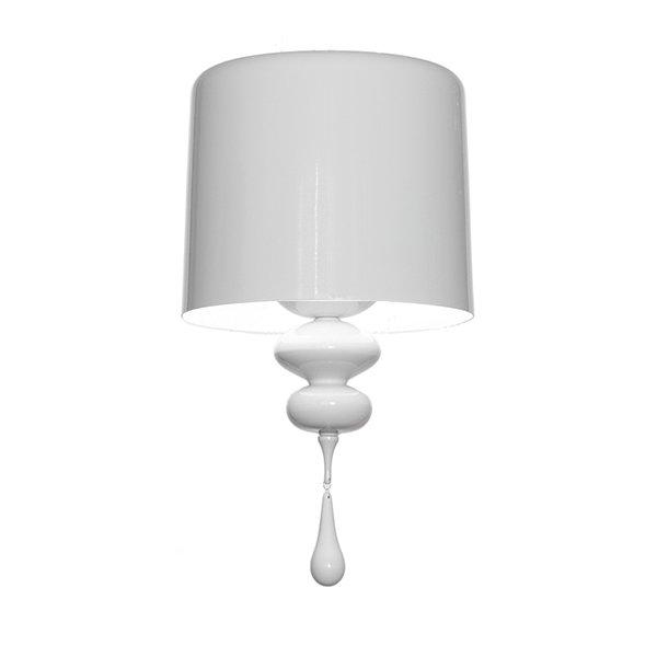 Люстра Masiero Eva S3+1 White by Fly Design Studio
