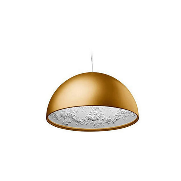 Люстра Skygarden Flos Gold D42 by Marcel Wanders