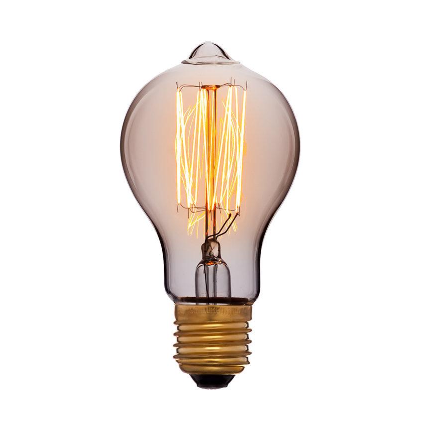 Лампа Loft Edison Bulb A60 F2