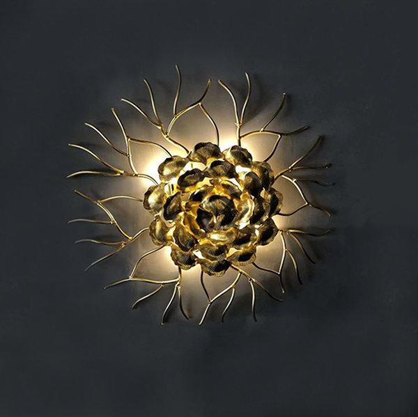 Бра Rami Di Rosa D60 by GLCrystal