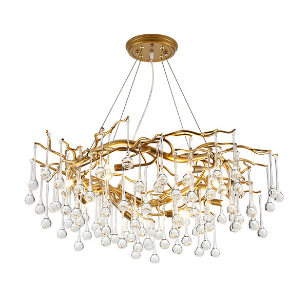 Люстра Droplet Chandelier D75 by GLCrystal