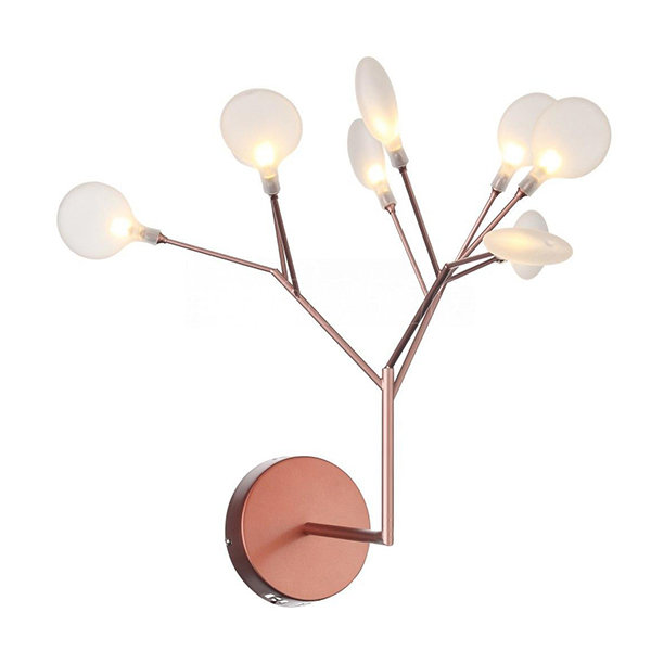 Бра Moooi Heracleum Copper by Bertjan Pot